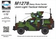 Oshkosh M1278 L-ATV Heavy Guns Carrier JLTV-GP