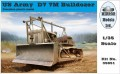 US Caterpillar D7 7M Bulldozer (Military)